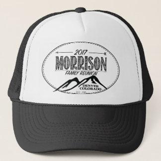 2017 Morrison Reunion Shirts - Light Colors Trucker Hat