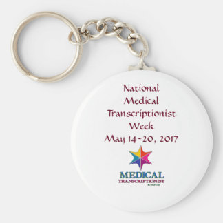 2017 National MT Week Multi-Star Keychain