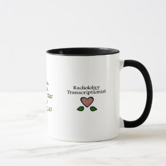 2017 National MT Week Radiology Mug