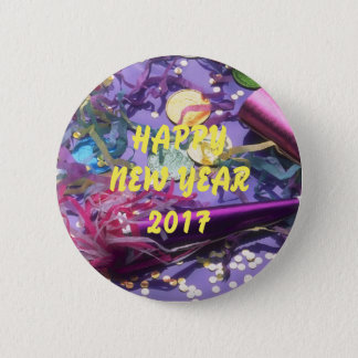 2017  NEW YEAR BUTTON