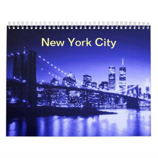 2017 New York City Calendars