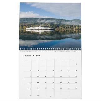 2017 Salt Spring Island Calendar