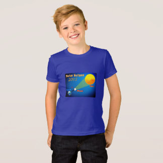 2017 Solar Eclipse Scientific Explaination T-Shirt