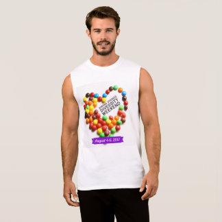 2017 Summer Diverstiy Eureka Springs Sleeveless Shirt