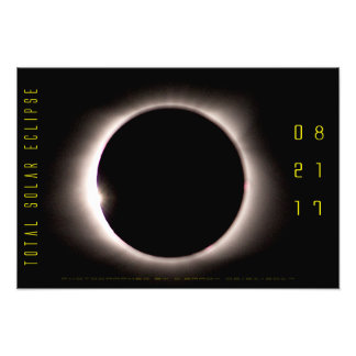 2017 Total Eclipse Print