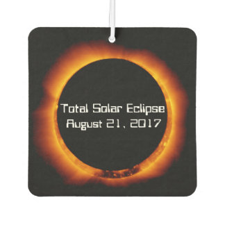 2017 Total Solar Eclipse Air Freshener
