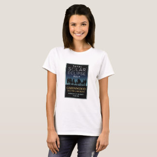 2017 Total Solar Eclipse - Greenwood, SC T-Shirt