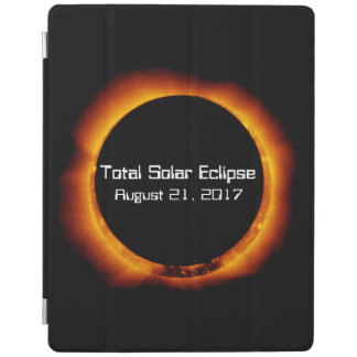 2017 Total Solar Eclipse iPad Cover