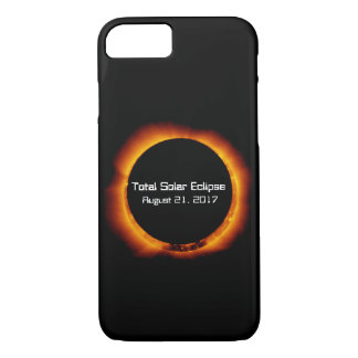 2017 Total Solar Eclipse iPhone 8/7 Case