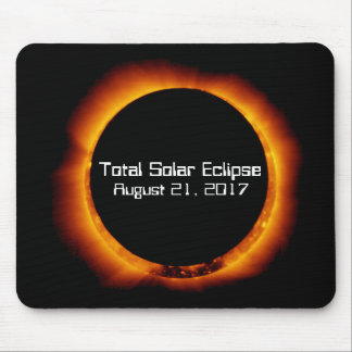 2017 Total Solar Eclipse Mouse Pad