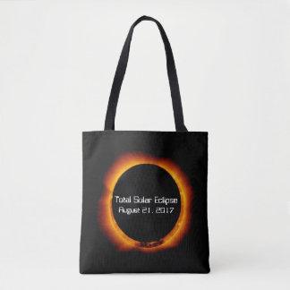 2017 Total Solar Eclipse Tote Bag