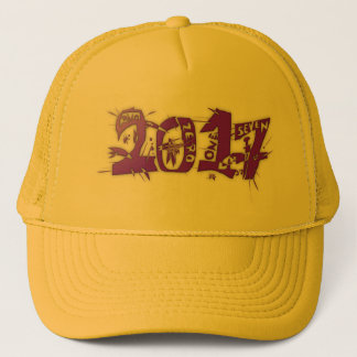 2017 TRUCKER HAT