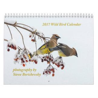 2017 Wild Bird Calendar