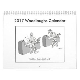 2017 Woodlaughs Calendar