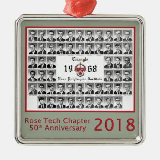 2018 50th Anniversary Founders Ornament