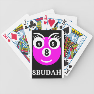 2018 8BUDAHCLOTHING Collection Bicycle Playing Cards