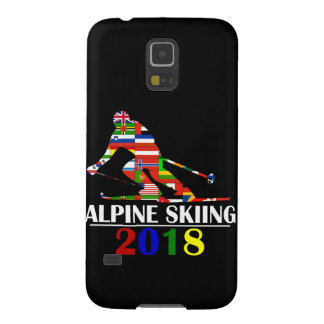 2018 ALPINE SKIING CASE FOR GALAXY S5