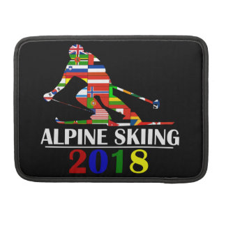 2018 ALPINE SKIING SLEEVE FOR MacBook PRO