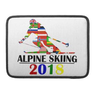 2018 ALPINE SKIING SLEEVE FOR MacBook PRO