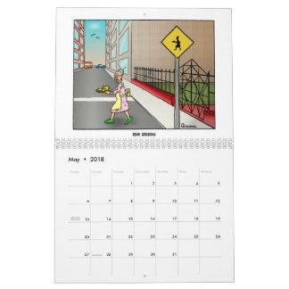 2018 Arrmac's World Calendar