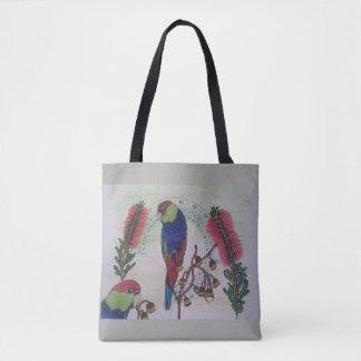 2018 Australian ringneck Tote Bag