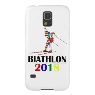 2018 BIATHLON GALAXY S5 COVER