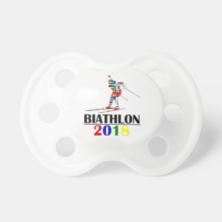 2018 BIATHLON PACIFIER