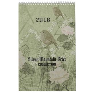 2018 Calendar / Silver Mountain Brier Collection