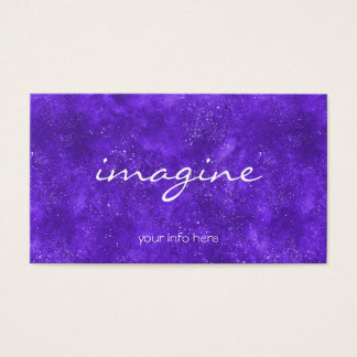 2018 color of the year business card