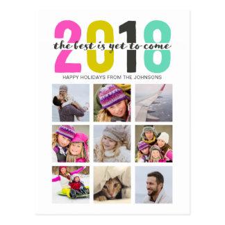 2018 | colorful | postcards