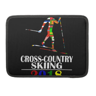2018 CROSS-COUNTRY SKIING SLEEVE FOR MacBooks