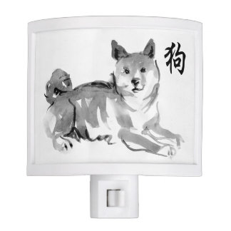 2018 Dog Chinese New Year Symbol Zodiac Light N 2 Night Lights