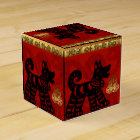 2018 Dog Chinese Year Zodiac Favour Box