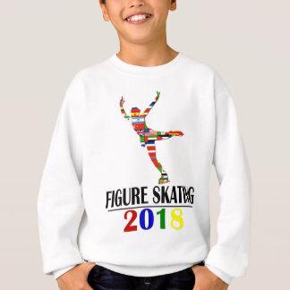 2018 FIGURE SKATING SWEATSHIRT