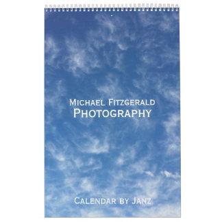 Do it yourself calendars zazzle 2018 fitzgerald photography calendar by janz solutioingenieria Gallery