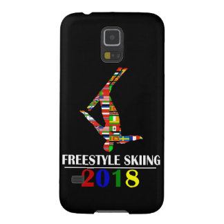 2018 FREESTYLE SKIING GALAXY S5 COVER