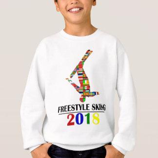 2018 FREESTYLE SKIING SWEATSHIRT