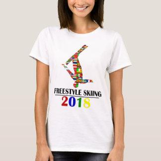 2018 FREESTYLE SKIING T-Shirt