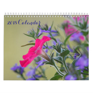 2018 Full Page Images Wall Calendars