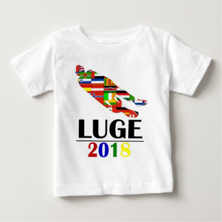 2018 LUGE BABY T-Shirt