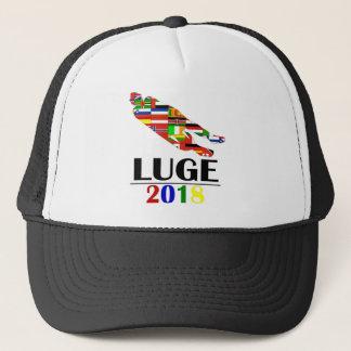 2018 LUGE TRUCKER HAT