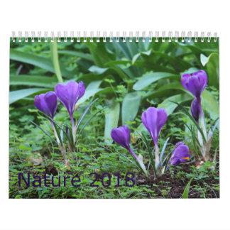 2018 Nature Calendar