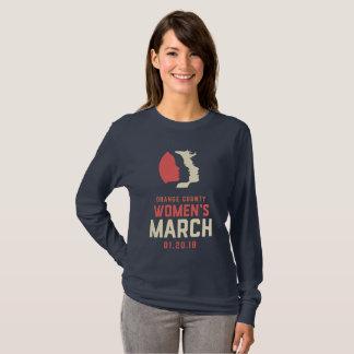 2018 OC Women's March Long Sleeve T-Shirt
