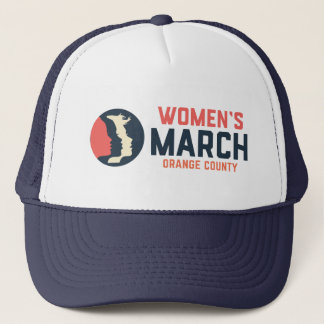 2018 OC Women's March Trucker Hat (Adult)