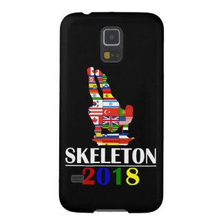 2018 SKELETON_ CASE FOR GALAXY S5