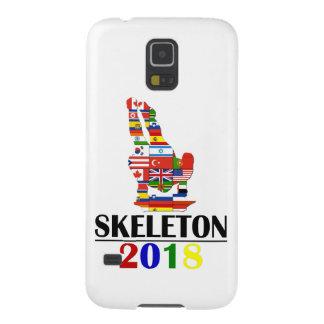 2018 SKELETON GALAXY S5 CASE