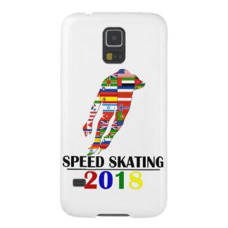 2018 SPEED SKATING GALAXY S5 CASE