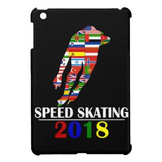 2018 SPEED SKATING iPad MINI COVER