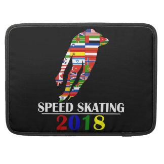 2018 SPEED SKATING SLEEVE FOR MacBook PRO