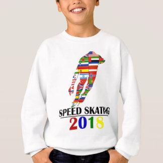 2018 SPEED SKATING SWEATSHIRT
